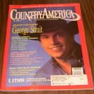 Country America Magazine - July / August 1991 - George Strait