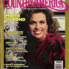 Country America Magazine - January 1991 - Marie Osmond