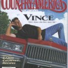 Country America Magazine - September 1995 - Vince Gill