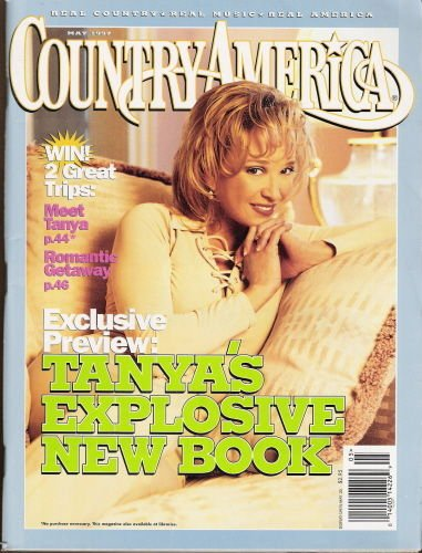 Country America Magazine - May 1997 - Tanya Tucker