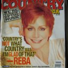 Country America Magazine - July 1998 - Reba McEntire