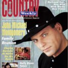 Country Weekly Magazine - July 26, 1994 - John Michael Montgomery