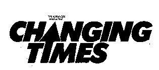 Changing Times Magazine - September 1987