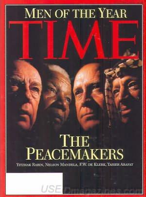 Time Magazine - January 3, 1994