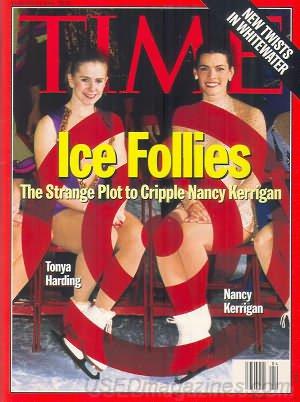 Time Magazine - January 24, 1994