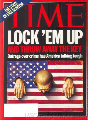 Time Magazine - February 7, 1994
