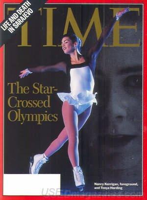 Time Magazine - February 21, 1994