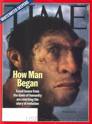Time Magazine - March 14, 1994