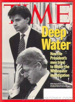 Time Magazine - April 4, 1994