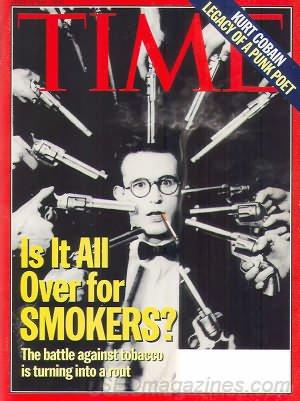 Time Magazine - April 18, 1994