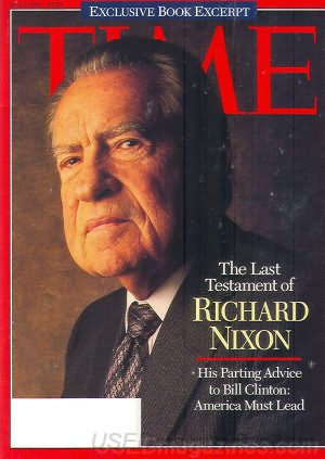Time Magazine - May 2, 1994