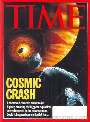 Time Magazine - May 23, 1994
