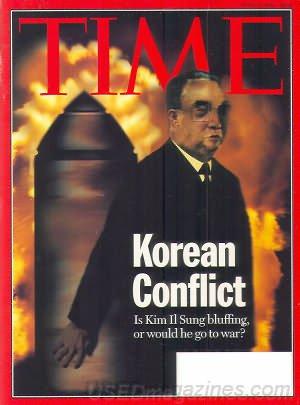 Time Magazine - June 13, 1994