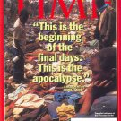 Time Magazine - August 1, 1994