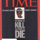 Time Magazine - September 19, 1994