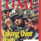 Time Magazine - September 26, 1994