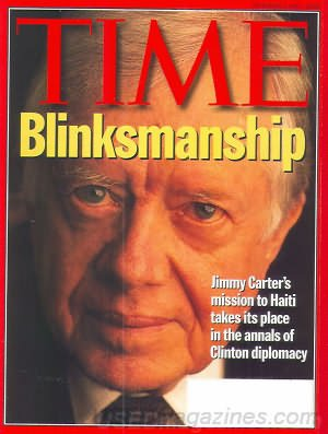 Time Magazine - October 3, 1994