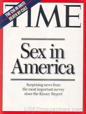 Time Magazine - October 17, 1994