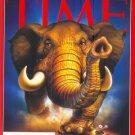 Time Magazine - November 21, 1994