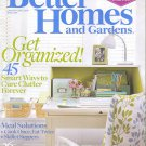 Better Homes & Gardens Magazine - January 2009