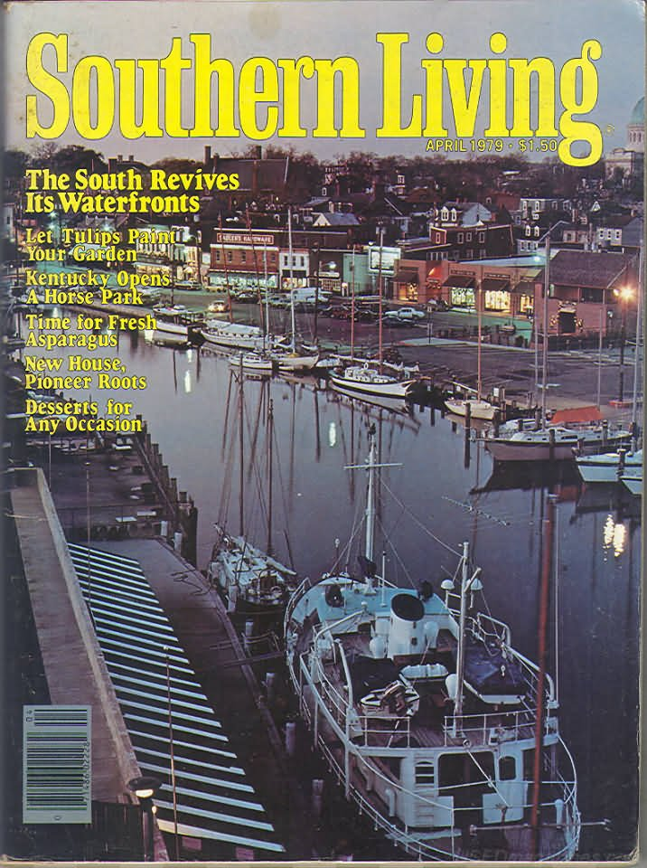 Southern Living Magazine - April 1979