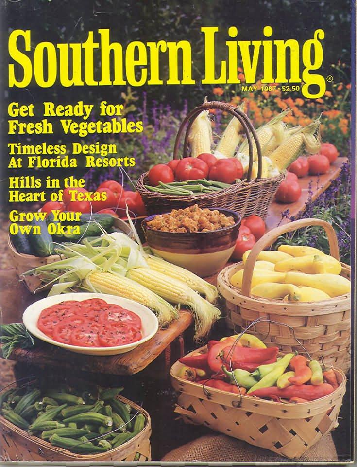 Southern Living Magazine - May 1987