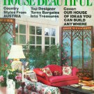 House Beautiful Magazine - June 1985