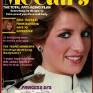 McCalls Magazine - August 1985 - Princess Diana , Tina Turner