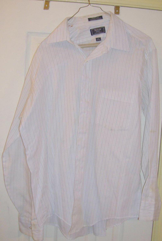 Vintage Men's Arrow Kent Shirt, Size: 16