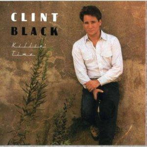 Cassette Tape: Clint Black - Killin' Time