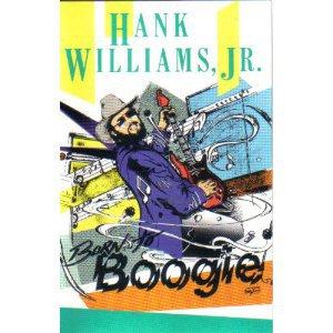 Cassette Tape: Hank Williams Jr. - Born to Boogie