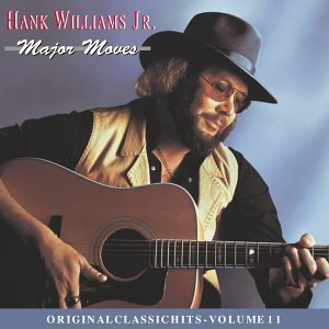 Cassette Tape: Hank Williams Jr. - Major Moves