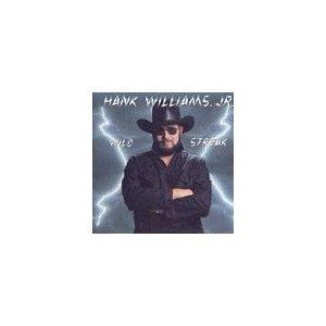 Cassette Tape: Hank Williams Jr. - Wild Streak