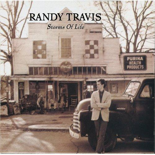 Cassette Tape: Randy Travis - Storms of Love
