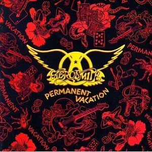 Cassette Tape: Aerosmith - Permanent Vacation