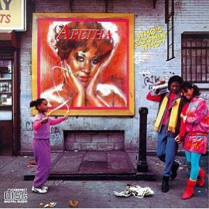 Cassette Tape: Aretha Franklin - Who's Zoomin' Who