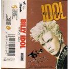 Cassette Tape: Billy Idol - Whiplash Smile
