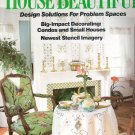 House Beautiful Magazine - April 1986
