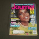 Ladies Home Journal Magazine - August 1991 - Oprah Winfrey