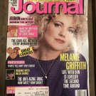 Ladies Home Journal Magazine - October 1990 - Melanie Griffith