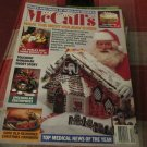 McCalls Magazine - December 1989 - Christmas Issue