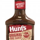 Hunts Original BBQ Sauce (3 Bottles)