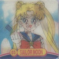 Sailor Moon Action Flipz #3 - Sailor Moon