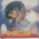 Sailor Moon Action Flipz #14 - Sailor Mercury