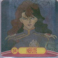 Sailor Moon Action Flipz #34 - Nephlyte