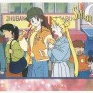 Sailor Moon Artbox/Second Series Sticker #7 - Lita and Serena