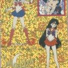 Sailor Moon JPP/Amada Double Sticker Style #1