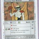Sailor Moon Dart Series 3 Foil Chase CCG Card #1