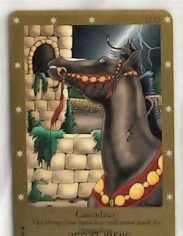 Bella Sara Series Two Card #7 Cascadeur