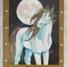Bella Sara Series Two Card #36 Moonlight